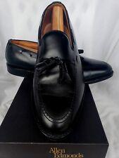 Allen Edmonds Grayson Black Tassel Loafer Dress Shoe 11.5 E