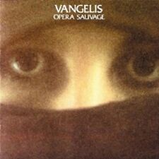 VANGELIS - OPERA SAUVAGE  CD  7 TRACKS INSTRUMENTAL  NEW!