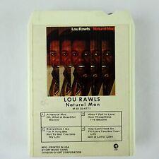 Lou Rawls 8 Track Natural Man