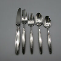Oneida Stainless OCTAVE 5pc Place Setting NOS
