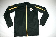 Pittsburgh Steelers Sweat Jacket NFL Youth XL 18 Black