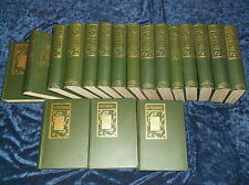 A COLLECTION OF 18 WAVERLEY NOVELS ** BORDER EDITION **