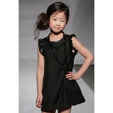 New Girl Pale Cloud European Des Amber School Dress Fashion Celebrity Kid 12$325