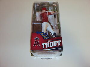 McFarlane SportsPicks  2015 MLB 33 Mike Trout  Anaheim Angles