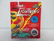 Johnny Lightning The Challengers Custom Thunderbird Series 4