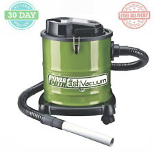 Dust Extractor Ash Vacuum Washable Filter Metal Canister Hose Heat Resistant