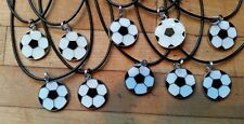 Birthday party favors ☆ Lot of 10 ☆Necklaces ☆SOCCER BALL☆prizes