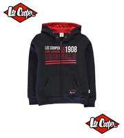 Promotion Veste sport à capuche  garçon de marque Lee Cooper  9-10 ans