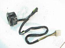 1981-1982 1981 Suzuki GS650 Left Hand Control Switch Housing 37400-45603