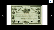 Philadelphia PA Loan of the City Philadelphia $300 Apr. 25 1856 VF 164 years old