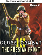 Close Combat III 3 The Russian Front PC Video Game 1999
