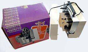 projecteur bi-format films 8 et super 8 Lapierre 500L Pink Panther Bugs Bunny