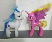 "My Little Pony G4 3"" Brushable Princess Cadence & Shining Armor"