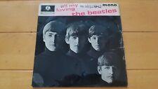 "The Beatles – All My Loving 1964 Repress 7"" GEP8891"