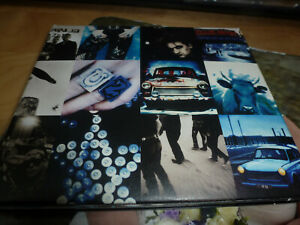 U2 2-CD Achtung Baby 20th Anniversary - Remastered Deluxe Edition