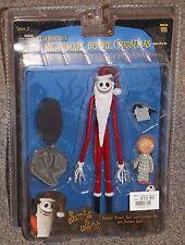 NECA Nightmare Before Christmas Series 2 Santa Jack Skellington Figure NIP