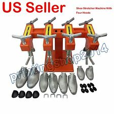 New Four Heads Shoe Stretcher / Expander Machine, Shoe Repair Machine