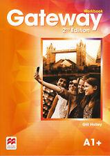 Macmillan GATEWAY A1+ 2nd Edition Workbook @BRAND NEW@