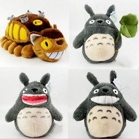 Anime My Neighbor Totoro Plush Toy Soft Stuffed Doll Cute Children Gift Plushies