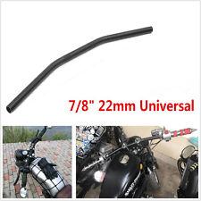 "Motorcycle 7/8"" 1"" Drag Strip Handlebar For Honda Yamaha Suzuki Kawasaki Harley"