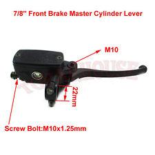 7/8''avant Cylindre de Frein Pour Honda CX500 CX650 FT500 GL500 CB VTX GoldWing