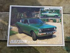 DATSUN SUNNY 120Y coupe