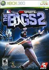 BRAND NEW SEALED XBOX 360 -- The Bigs 2 Baseball (Microsoft Xbox 360, 2009)