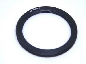 M42-M52 Screw Thread Lens Mount Adapter modify Lens Inner M42x1mm Outer M52x1mm