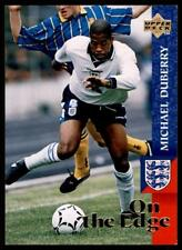Upper Deck England 1998 - On the Edge Michael Duberry # 70