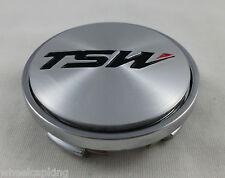TSW Wheels Chrome Custom Wheel Center Cap Caps (1) #PCC28-C NEW!