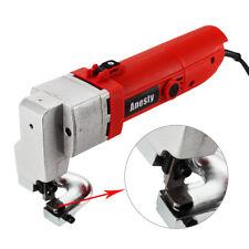 Electric Sheet Metal Shear Snip Scissor Nibbler Scissor Cutter - 500W Corded
