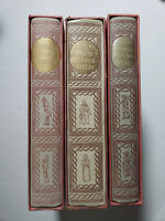 Charles Dickens Heritage Press Lot of 3 Two Cities, David Copperfield, Stories