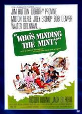 WHO'S MINDING THE MINT NEW DVD