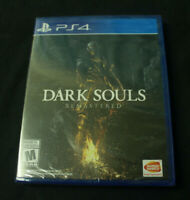 Dark Souls: Remastered (Sony PlayStation 4, 2018) From Software Brand NEW