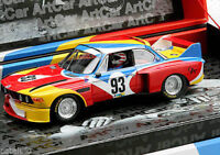 Fly E684 BMW 3.5CSL - Art Car 24Hr Le Mans 1975 REF 96048