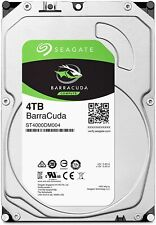 Seagate BarraCuda 4TB Internal Hard Disk 3.5inch SATA ST4000DM004