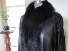 Fox Leather Regular Size Coats, Jackets & Vests for Women