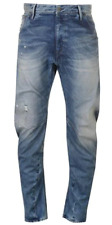 G Star Arc Loose Tapered Blue Denim Wash Jeans Mens 30W 32L *REF25-9