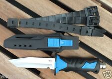 Wilcomp Scuba Diving Fishing Stainless Steel Knife Wil-Dk-16X