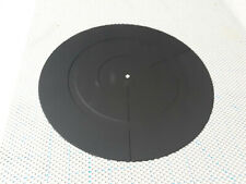 OEM Platter MAT *AS PICTURED* from Pioneer PL 570 Turntable BELT DRIVEN