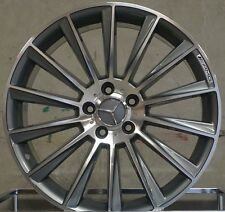 "20"" Mercedes  S Class S550 S63 Rims S600 S500 S400 S350 CL550 CL500 AMG Wheels"