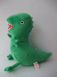Peppa Pig, Dinosaur + Teddy Bear  17cm, Plush toys set 2, plus colour book