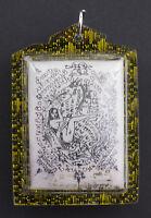 Talismano Amuleto Tailandese Maha Sanaeh Saep Nang Amour Donna Cavallo Sexy 1334