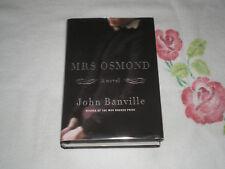 MRS OSMOND by JOHN BANVILLE   *Signed*