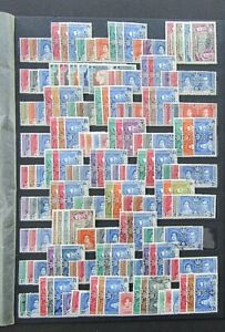 BRITISH EMPIRE - COLLECTION OF 57 X MINT/USED SETS FOR THE 1937 GV1 CORONATION