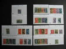 Sales Card hoard breakdown ITALY all different,unverified part 8 of 10