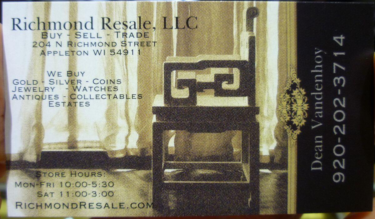 Richmond Resale
