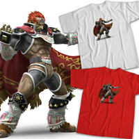 Super Smash Bros Ultimate Ganondorf Legend of Zelda Nintendo Unisex Tee T-Shirt