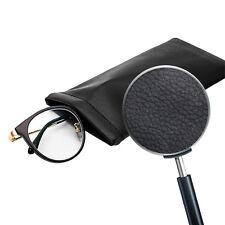 Leder Brillenetui Einstecketui Soft Etui Brille Sonnenbrille Lesebrille Schutz