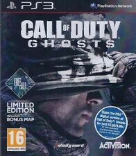 Call of Duty Ghosts Free Fall Edition (PS3) BRAND NEW SEALED PAL